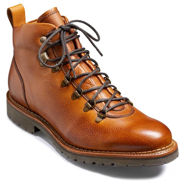 Barker Glencoe Men's Hiking Boots - Cedar Grain