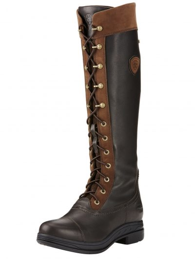 Ariat Boots - Womens Coniston Pro GTX Insulated - Ebony Brown