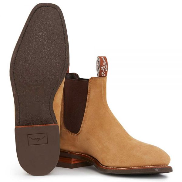RM Williams Boots *Limited Edition* Men's Comfort Craftsman - Clay Nubuck