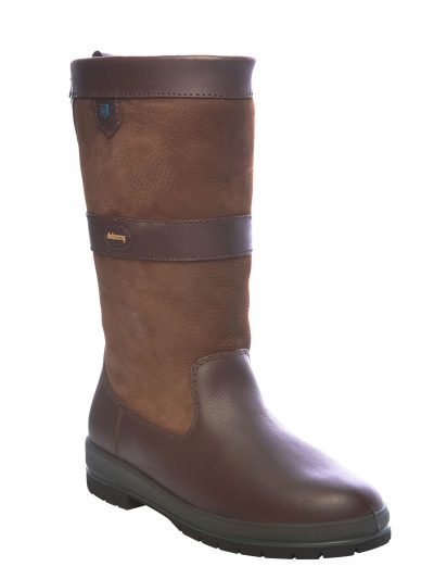 DUBARRY Kildare Boots - Waterproof Gore-Tex Leather - Walnut