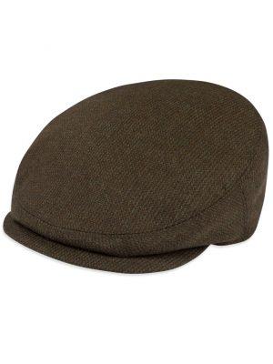 MUSTO Flat Cap – Mens Technical Tweed – Thornbury