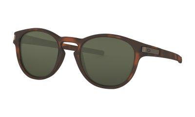 OAKLEY Latch Sunglasses - Mens - Frame: Matte Brown Tortoise - Lens: Prizm Grey