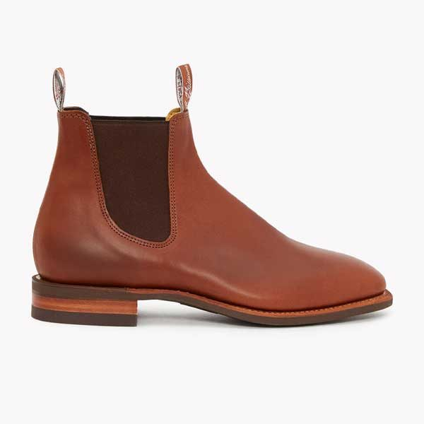RM WILLIAMS Boots *Limited Edition* - Men's Comfort Craftsman - Caramel
