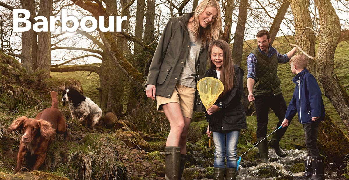 Barbour Men's & Ladies Clothing