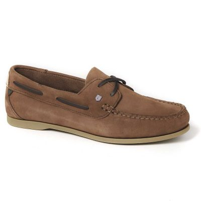 DUBARRY Deck Shoes - Ladies Aruba - Cafe
