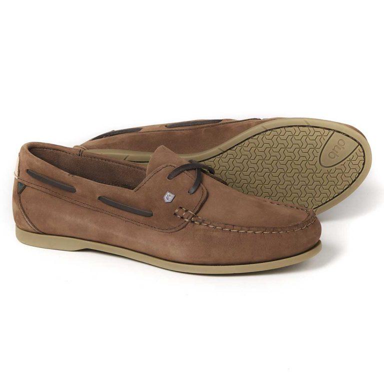 DUBARRY Deck Shoes - Ladies Aruba - Cafe