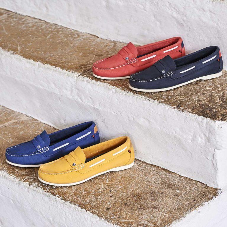 Dubarry Deck Shoes - Ladies Belize