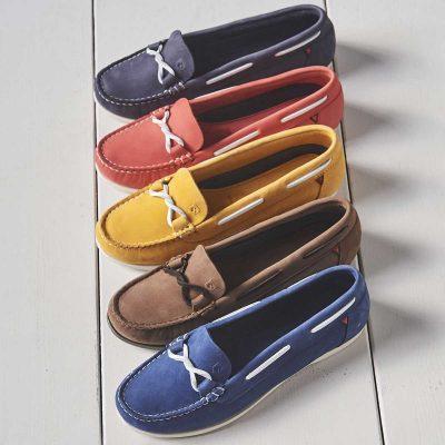 Dubarry Deck Shoes - Ladies Rhodes