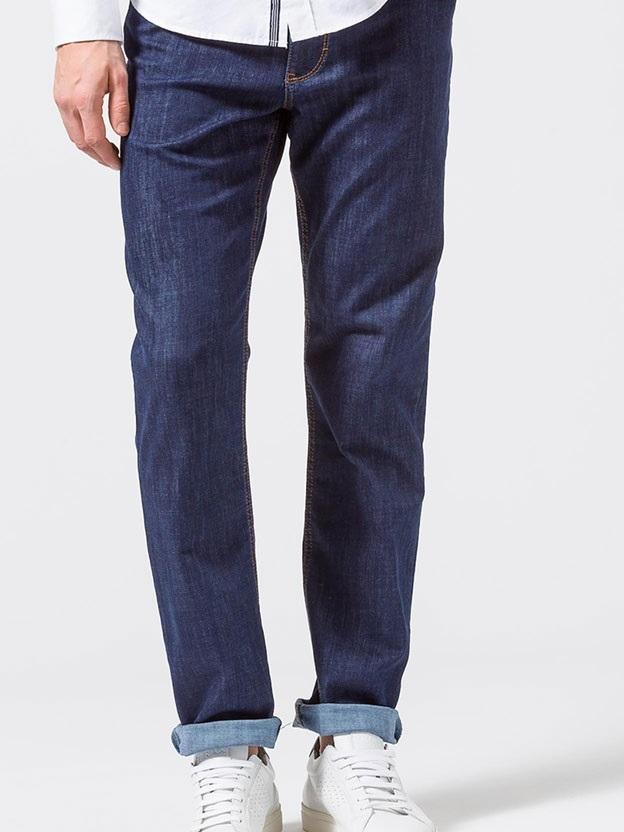 BRAX Jeans - Mens Cooper Masterpiece Denim - Blue-Black