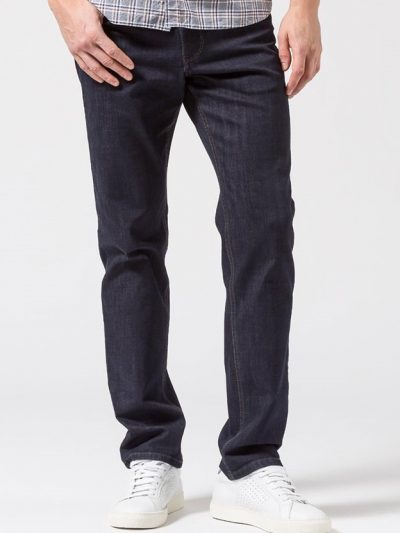 BRAX Jeans - Mens Cooper Masterpiece Denim - Dark Blue