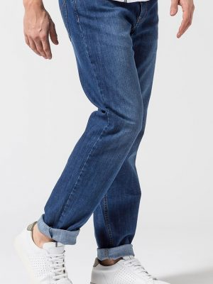 BRAX Jeans - Mens Cooper Masterpiece Denim - Regular Blue