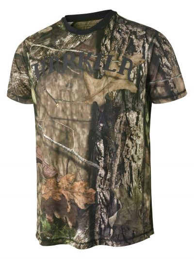 Härkila Mens Moose Hunter Short Sleeve T Shirt