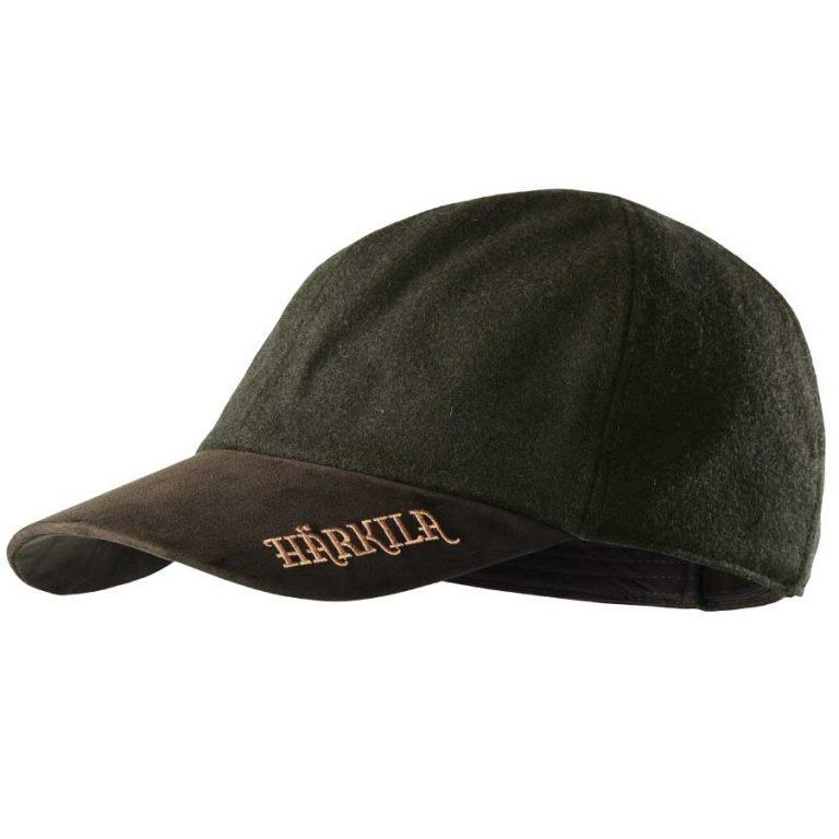 HARKILA Cap - Mens Metso Active - Willow Green & Shadow Brown