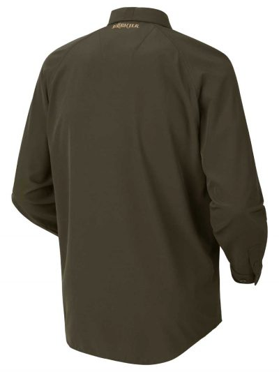 Harkila Herlet Tech Shirt - Willow Green