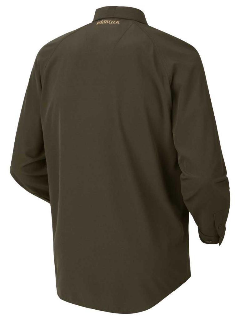 Harkila Herlet Tech Shirt - Willow Green