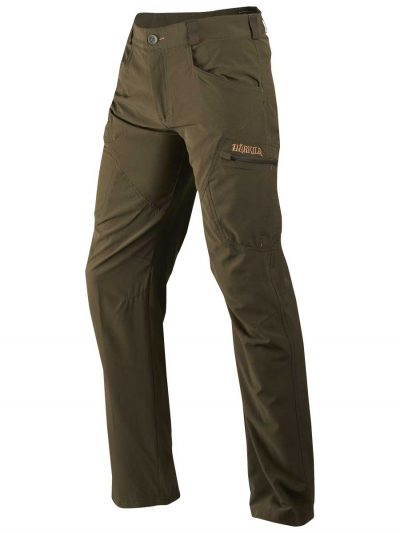 Härkila Herlet Tech Mens Trousers - Willow Green