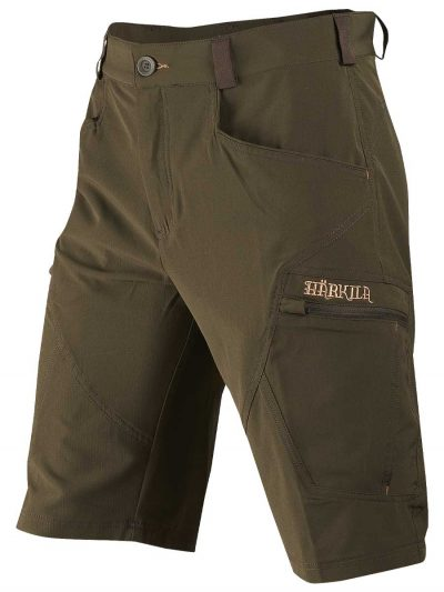 Harkila Men's Herlet Tech Shorts - Willow Green
