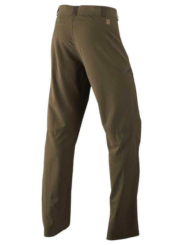 Härkila Herlet Tech Mens Trousers - Willow Green