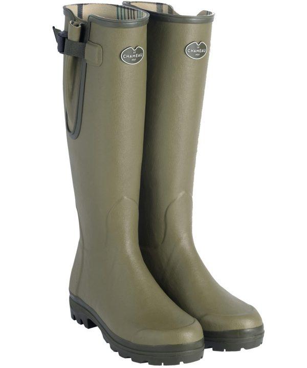 Le Chameau - Men's Vierzonord Boots - Vert Vierzon