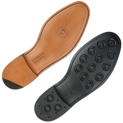Barker Shoes Dainite or Leather Sole