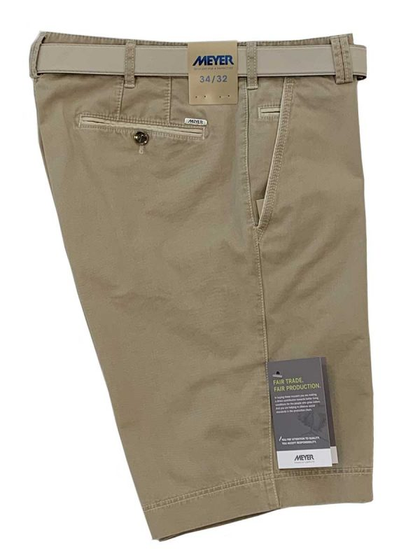 Meyer B Palma Shorts 5001 Beige