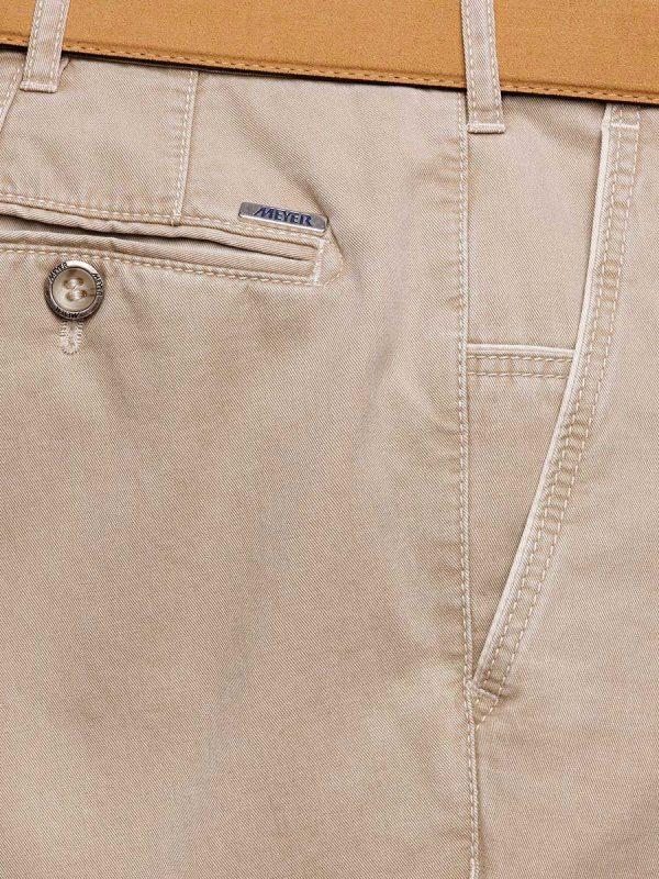 Meyer New York 5001 New York Soft Cotton Chino - Beige