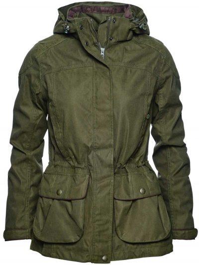 SEELAND Jacket - Woodcock II Lady - Shaded Olive