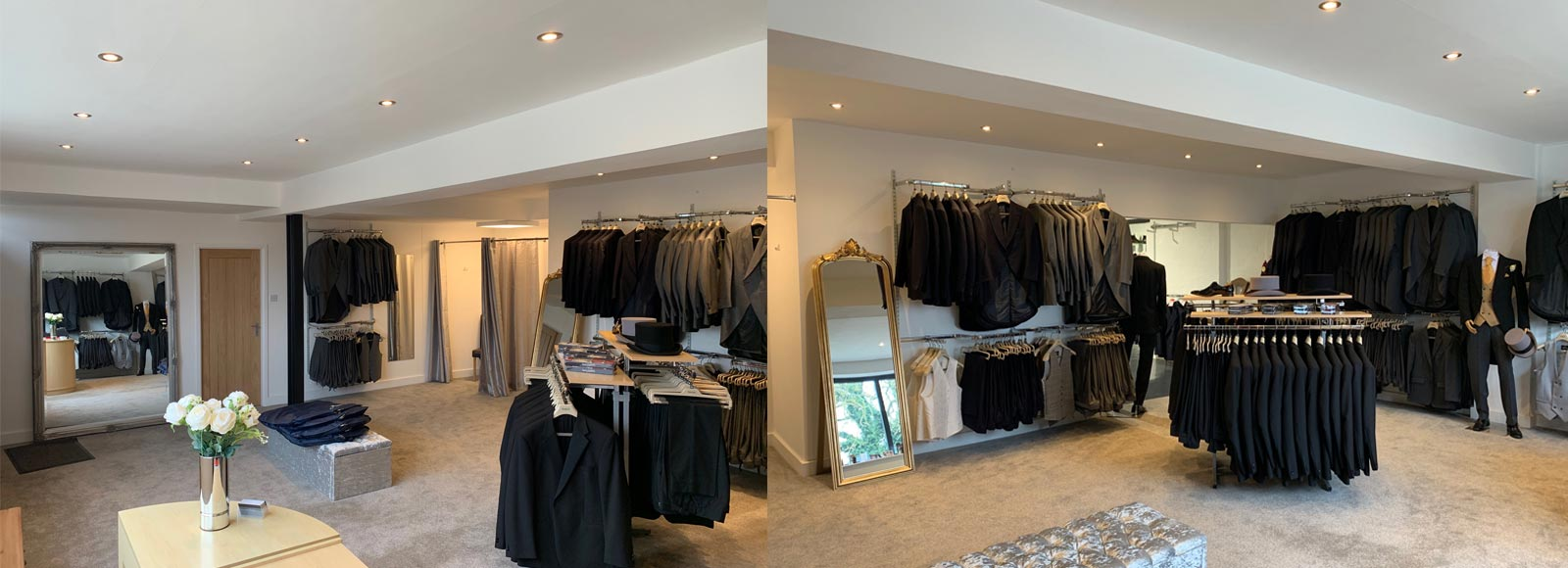 Farleys Wedding Suit Hire Kibworth - Leicestershire