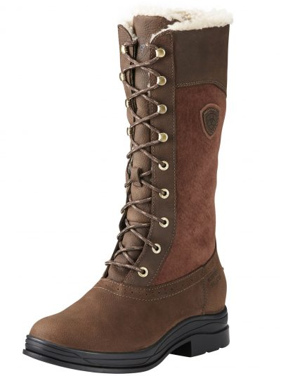 ARIAT Boots - Womens Wythburn H2O Waterproof Insulated - Java
