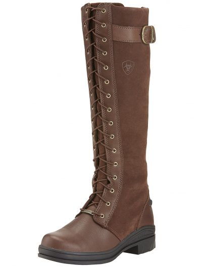 Ariat Boots - Womens Coniston H2O - Chocolate / Brown