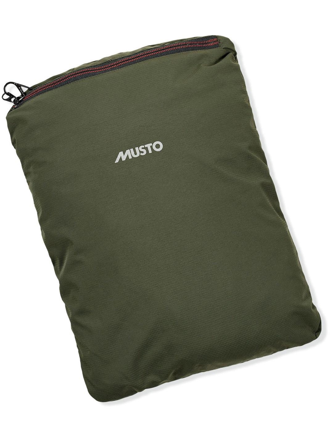 Musto Women/'s Fenland BR2 Packaway Jacket Dark Moss