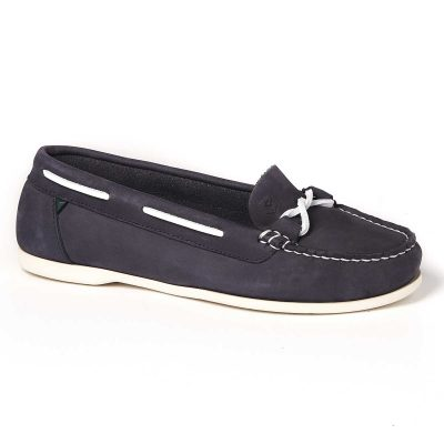 DUBARRY Deck Shoes - Ladies Rhodes - Denim