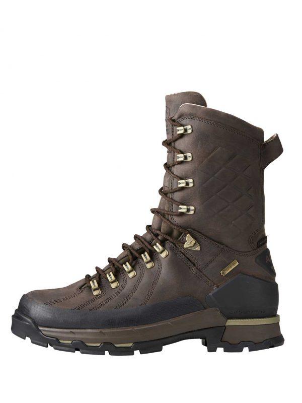 """ARIAT Boots - Mens Catalyst VX Defiant 10"""" GTX - Bitter Brown"""