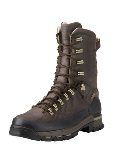 "ARIAT Boots - Mens Catalyst VX Defiant 10"" GTX - Bitter Brown"
