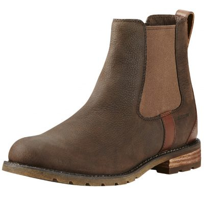ARIAT Boots - Womens Wexford H2O Waterproof - Java