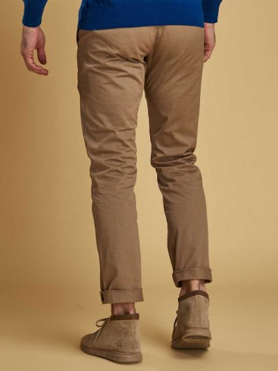 Barbour Mens Performance Neuston Chinos - Stone