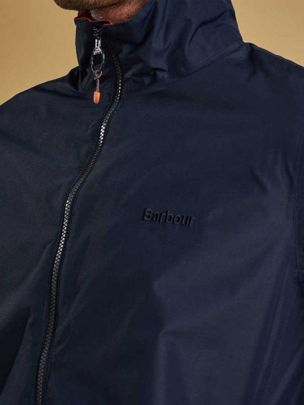 Barbour Rye Waterproof Jacket - Navy (barbour)