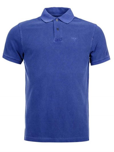 Barbour-Washed-Sports-Polo-Shirt-Navy