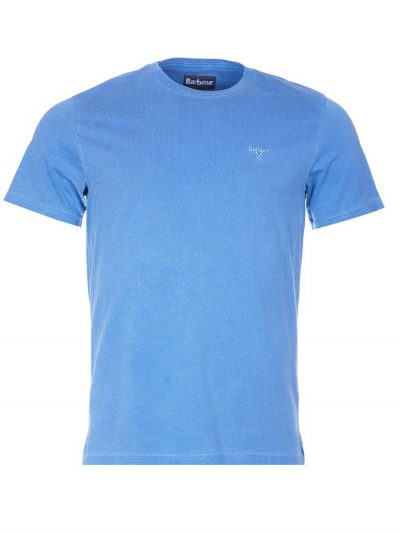 Barbour Garment Dyed T-Shirt - Marine