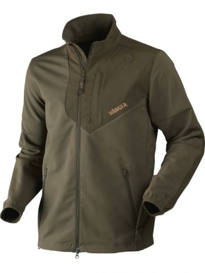 HARKILA Jacket - Mens Pro Hunter Softshell - Willow Green