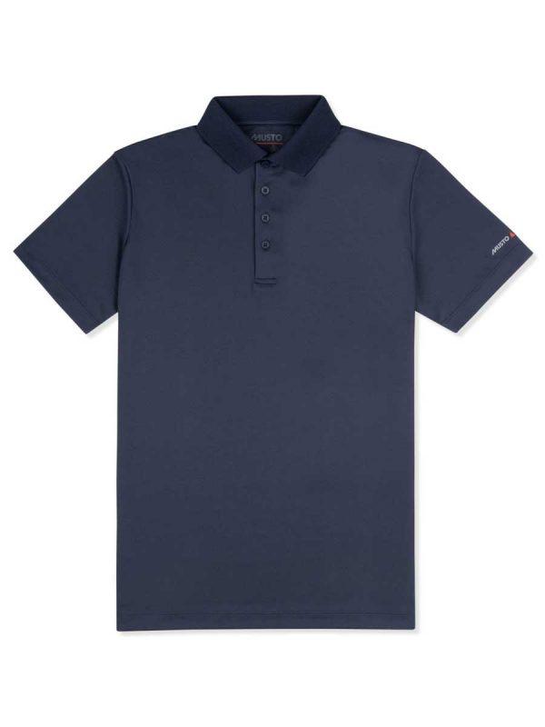 Musto Polo Shirt – Mens Sunshield UPF30 – Navy