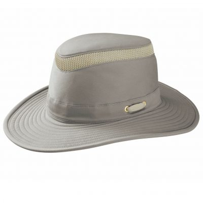 Tilley Hats - T4MO-1 Hiker Hyperkewl Medium Brim - Khaki