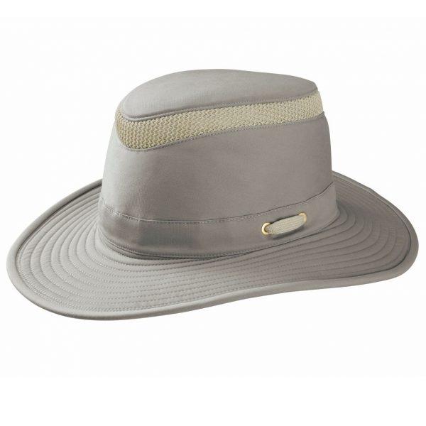 Tilley Hats - T4MO-1 Hiker Hyperkewl Medium Brim - Khaki