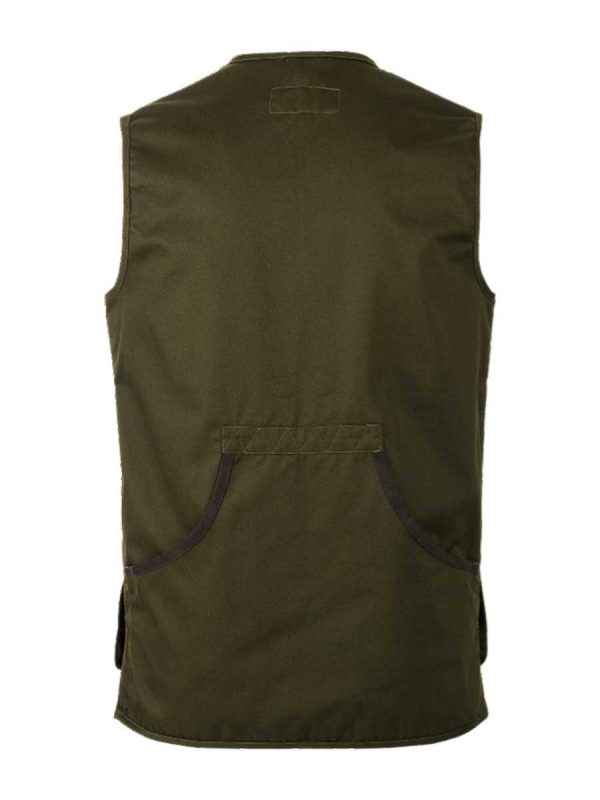 Weston club Classic waistcoat back