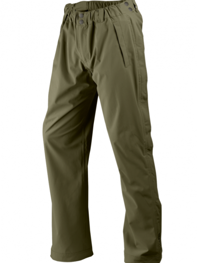 HARKILA Overtrousers - Mens Orton Lightweight Packable - Dusty Lake Green