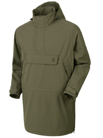 Härkila Orton Packable Mens Smock - Dusty Lake Green