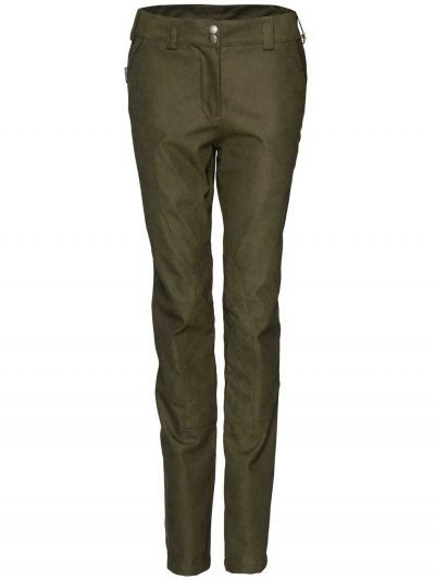 SEELAND Trousers - Woodcock II Ladies Trousers - Shaded Olive