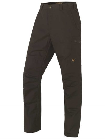 Harkila Alvis Trousers - Shadow Brown