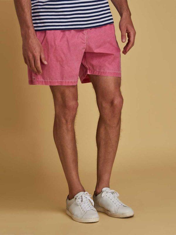 Barbour Mens Turnberry Swim Shorts - Sorbet