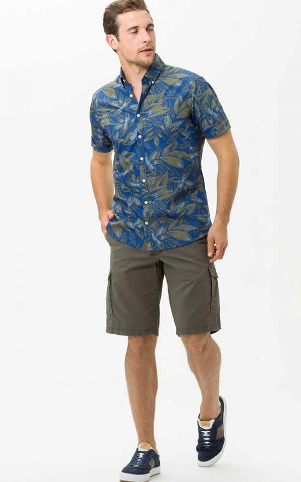 Brax Mens Brazil Shorts - Khaki